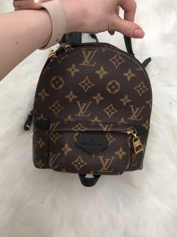 Рюкзак Louis Vuitton mini люкс