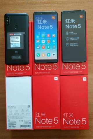 4+64GB Xiaomi Redmi Note 5 Pro Глобальная прошивка + CDMA Гарантия!