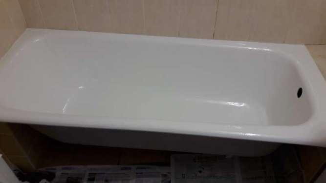 Реставрация ванн с гарантией (Киев)