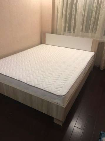 Двуспальная кровать Маркос. Мебель со склада по оптовым ценам