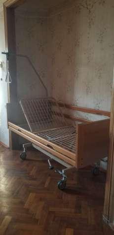 Медицинская реабилитационная кровать