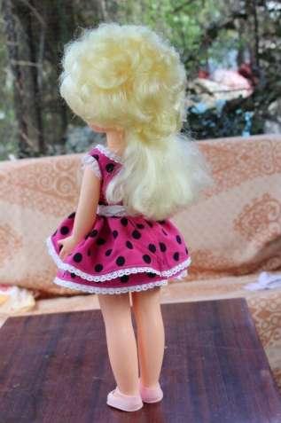 Кукла- лялька-куколка. Машенька - Киев 50 см. - зображення 8