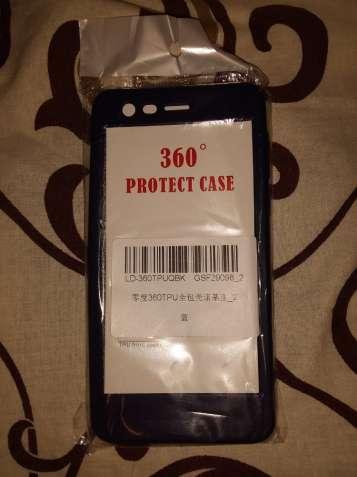Чехол для Nokia 2, темно синего цвета.