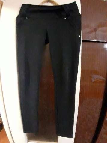 Продам брюки чорні стрейч