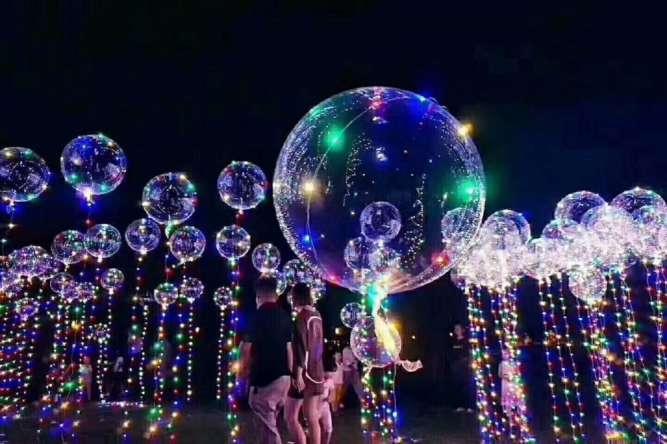 Светодиодный светящийся шар