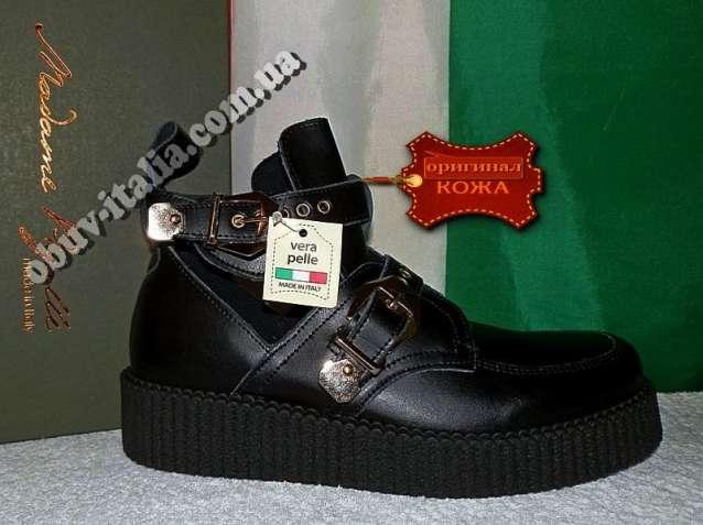 Туфли женские кожаные Madame Pigalle оригинал производство Италия