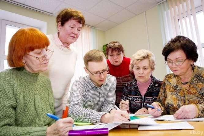 Учитель украинского языка для пенсионеров