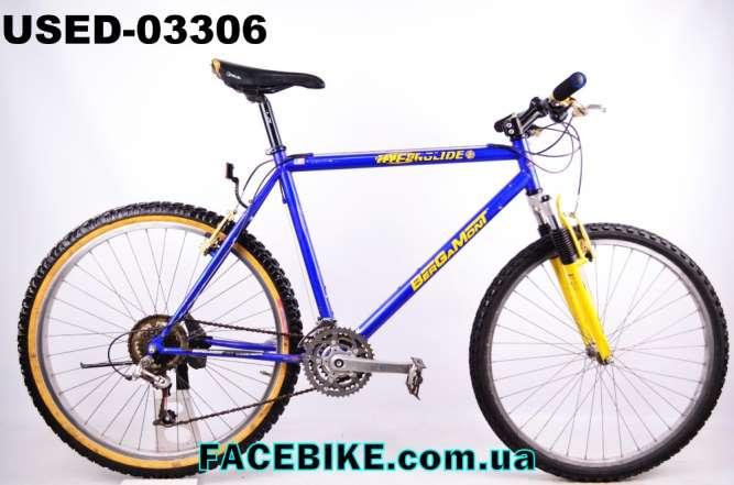 БУ Горный велосипед Bergamont-Гарантия,Документы-у нас Большой выбор!