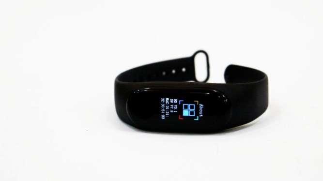 Xiaomi Mi Band 3 Фитнес браслет смарт часы Спортивный трекер м3 - изображение 6