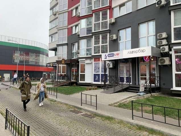 Без%% Продажа помещ. н/ф 1этаж 54кв. ул. Драгоманова 2А