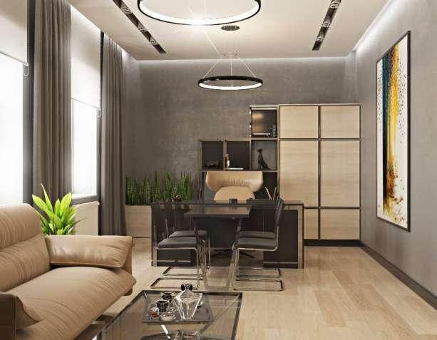 Дизайн интерьера офисов, кафе, салонов красоты