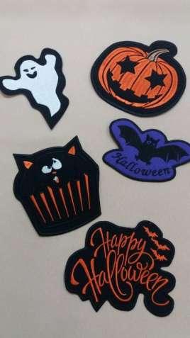 Нашивка на Хеллоуин