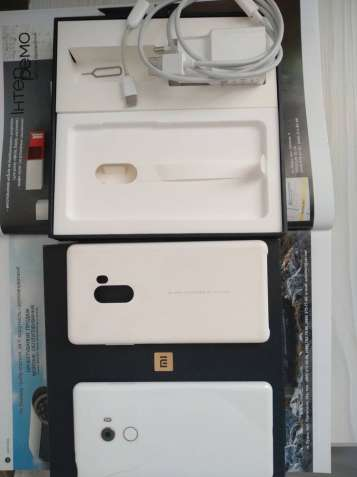 Xiaomi mi mix 2 white