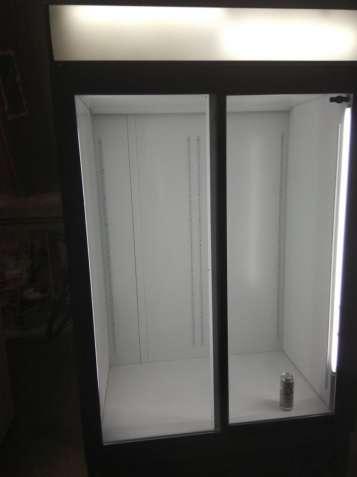 Холодильный шкаф витрина купе бу двухдверный 700-1100л. Гарантия!+опт!