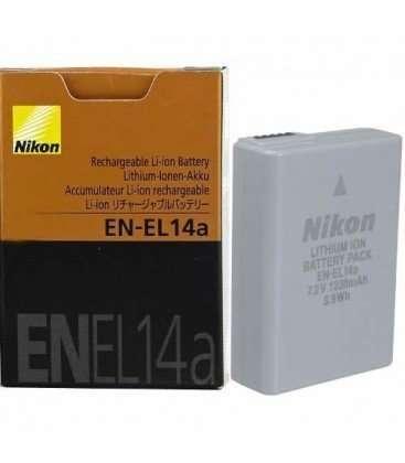 Аккумулятор Nikon EN-EL14a ORIGINAL