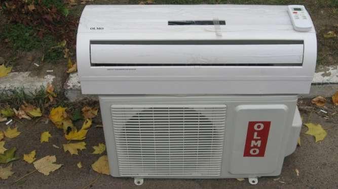 Продам кондиционер Olmo OSH-S09LHQ (обогрев до -7°С, до 25 м²)