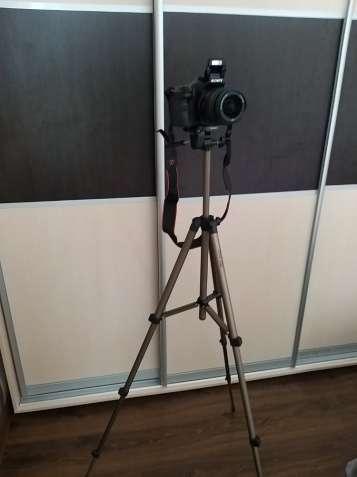Цифровой фотоаппарат SONY SLT A57