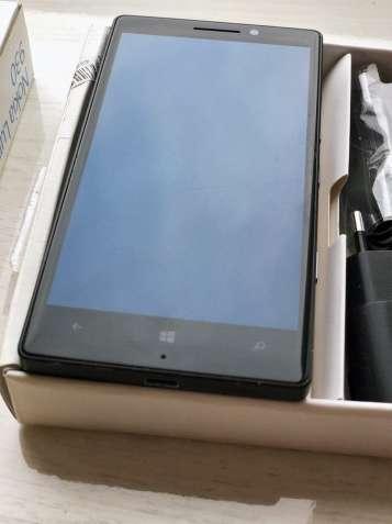 Nokia Lumia 930 (Black) Windows 10 Mobile