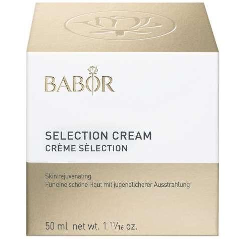 Babor крем Селекшн, Selection Cream,  максимальная регенерация.