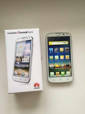 Идеальный Huawei Ascend G610 U - 20 2 Sim Android 4.2.1 4 ядра