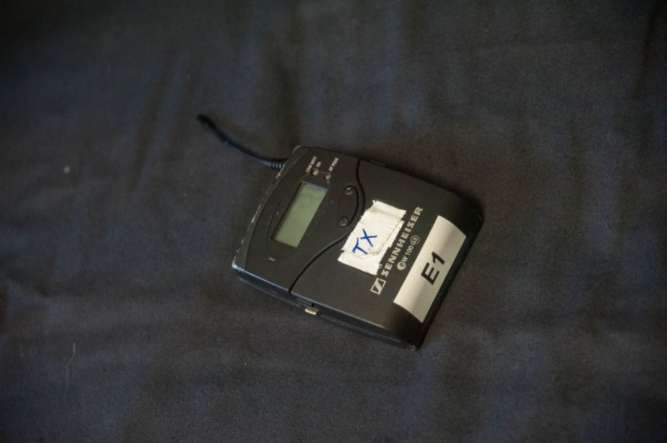 Sennheiser SK-100 G3 EW (823-865) передатчик петличка радиомикрофон