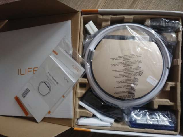 Продам робот пылесос  ILIFE V5s Pro Мариуполь сухая / влажная уборка