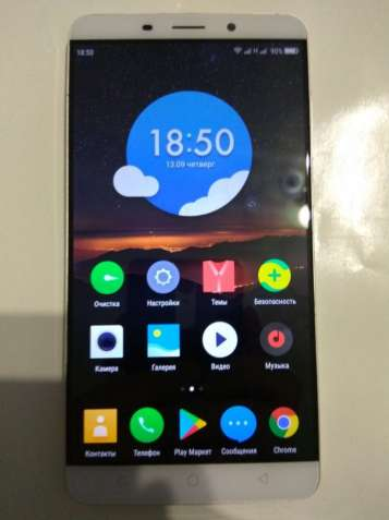 "360 Qiku Ultimate Q Terra 6"" FHD, 3/32 ГБ, 3700мАч, Snapdragon 808"