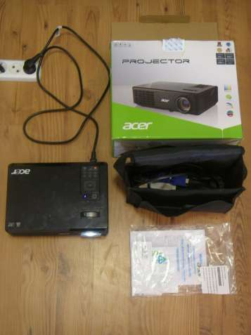 Проектор DLP Acer X116P, Model No DSV0008, б/у.