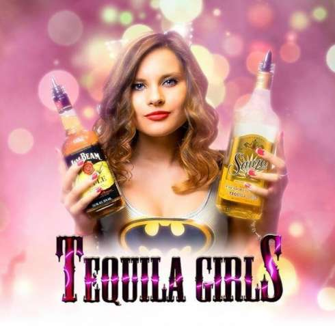 Tequila girl/Текильщица
