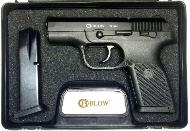 Стартовый пистолет Blow TR 914 +магазин