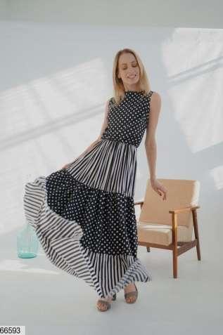 Летнее  платье с  принтом - зображення 3