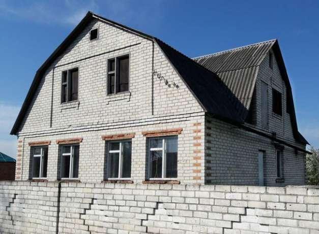 Продам новый дом с. Лозовая Богодуховский район
