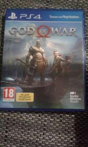 GOD of WAR 4  на ps4 продажа,обмен