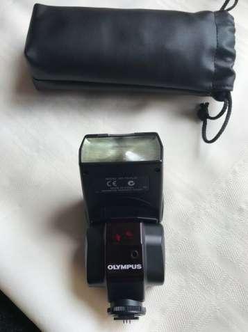 Фотоспалах Olympus Digital Electronic Flash Model FL36