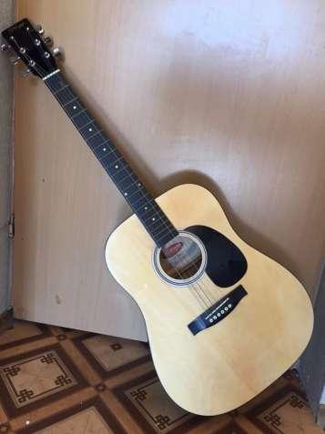 Продаю гітару Stagg SW201D (фірмовий чохол у подарунок)