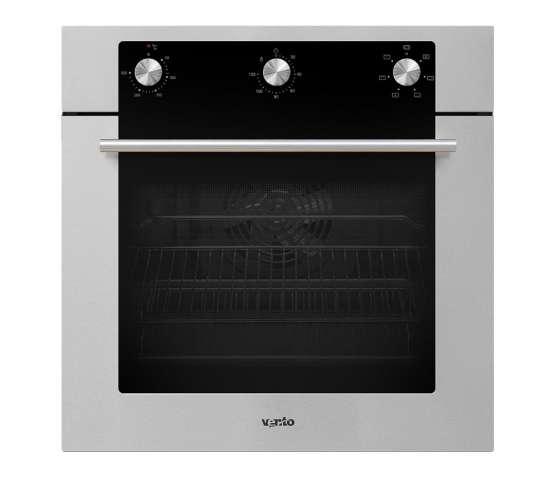 Встроенный духовой шкаф Ventolux EO56M-6K BK/X плита печка духовка