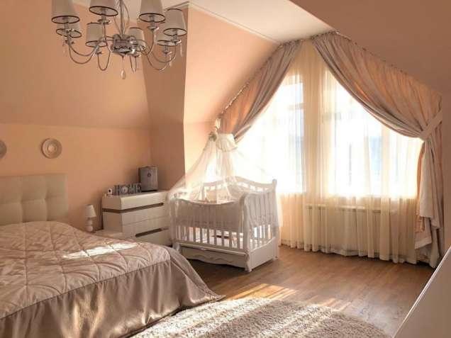 БЕЗ КОМИССИИ! Шикарный светлый дом 300м2, Гатное, Теремки - 2км.