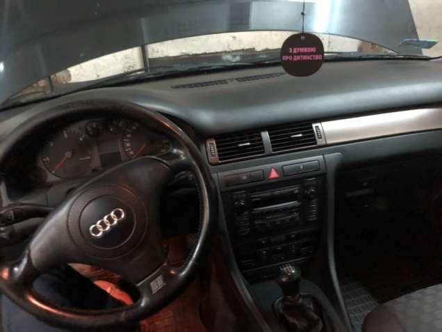 Разборка Audi a6 c5 2001