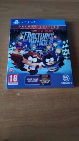 South Park The Fracture But Whole [PS4] [Рус.Саб]
