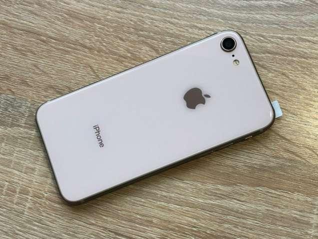 iphone 8 метал_стекло / 4,7