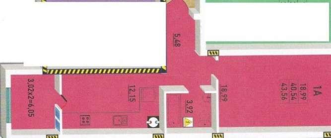 Продается 1- но комнатная квартира в новом сданном доме в ЖК Радужный - зображення 2