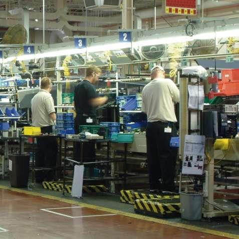 Нужны рабочие на завод автозапчастей в Венгрии