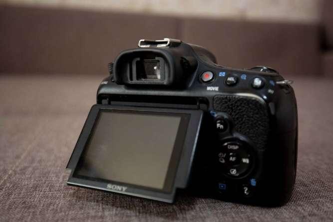 Комплект SONY a58+minolta 70-210 f1:4 + minolta 50 f1:1.7 + Godox600s - изображение 9