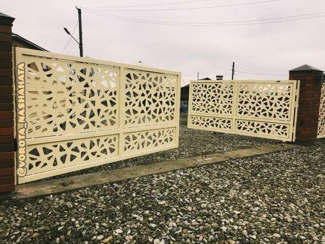 Забор,ограждение коттеджа,паркан в английском стиле.Цены изготовителя.