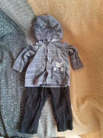 Комплект одежды на мальчика 6-9 месяцев