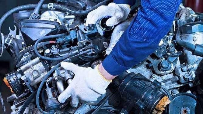 Капитальный, частичный, текущий  ремонт мотора