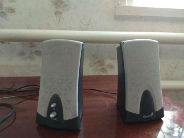Продам бюджетную акустику десктопа, ноутбука