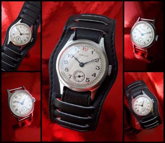 часы «ПОБЕДА_1954 г.» сделано в СССР, МУЖСКАЯ МЕХАНИКА