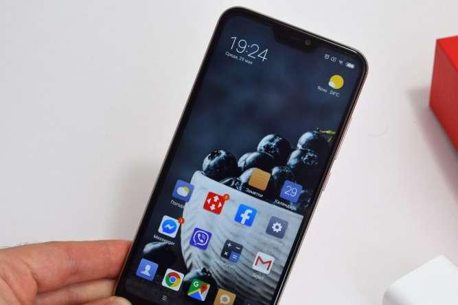 Продам смартфон Xiaomi Redmi 6 Pro 4/64 gb