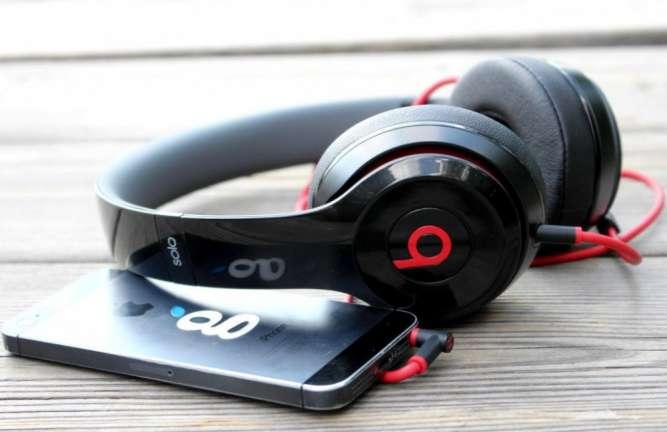 Наушники Beats Solo 2.0 Блютуз наушники dr. Dre (чёрные)